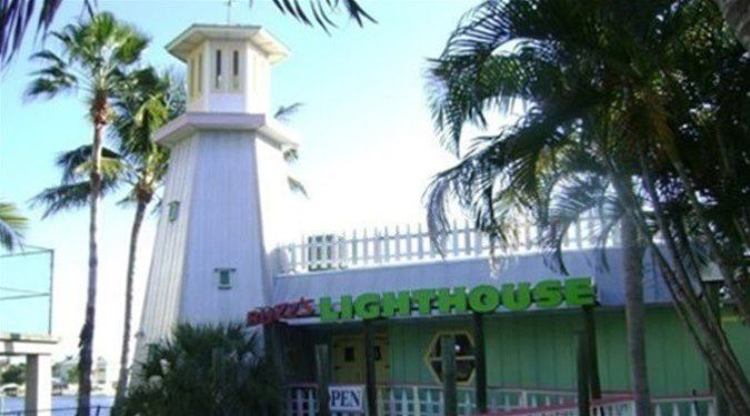 Buzz S Lighthouse Restaurant Inn Lighthouse Restaurant Florida Restaurants Fun Places To Go