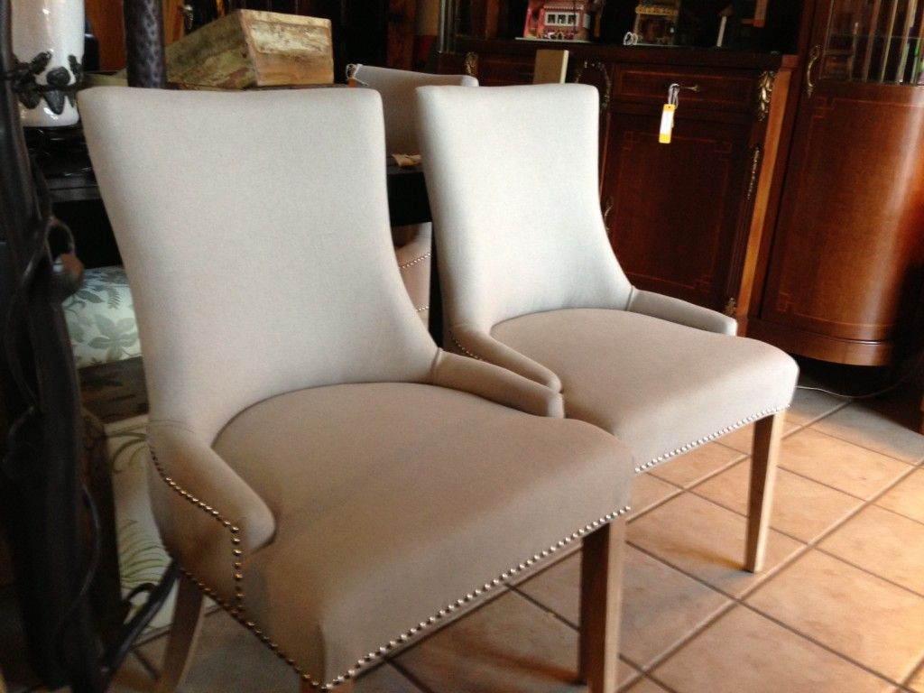 Grey Chairs, Set of 5
