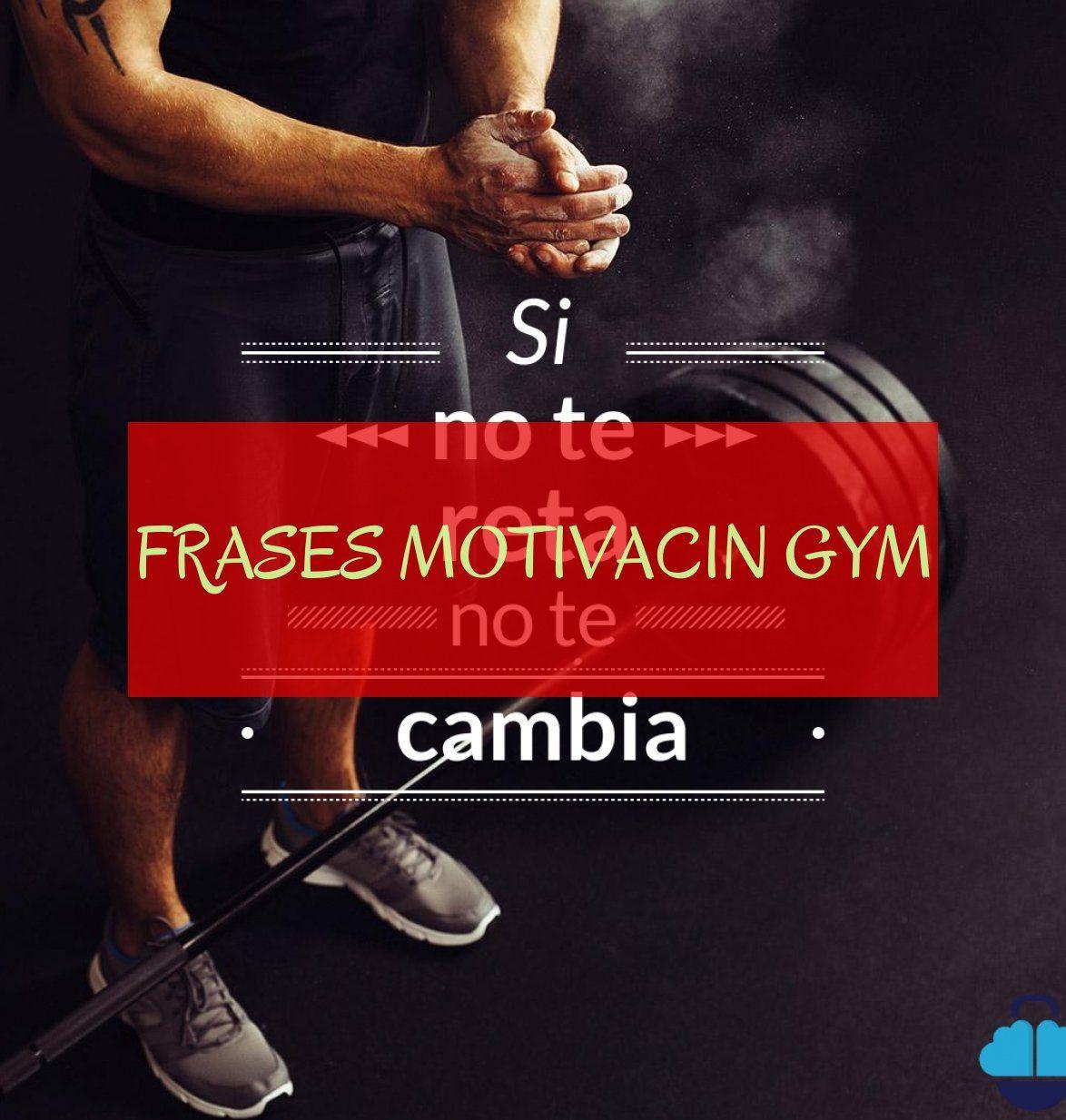 frases motivacin gym #frases #motivacin