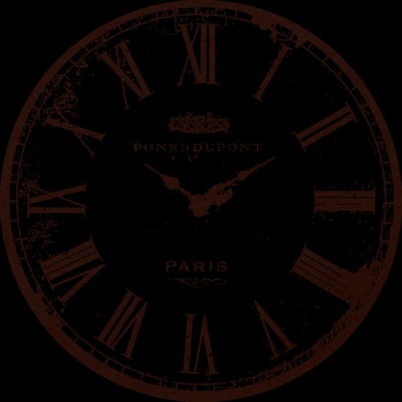 Vintage clock face laminas en blanco y negro p g 133 for Laminas blanco y negro
