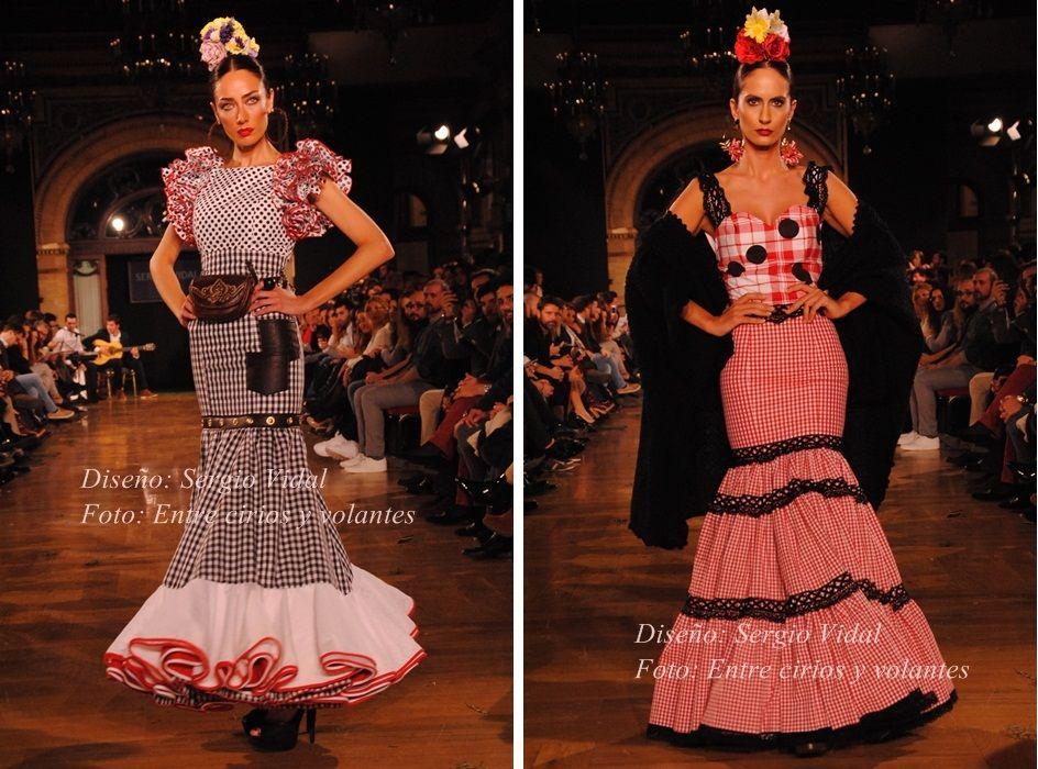 Flamenquis… Resulta que aquí ando decidiendo si este fin de semana volveré o no a enfundarme un traje de flamenca. Sí, se acerca Clarines en Beas (Hu