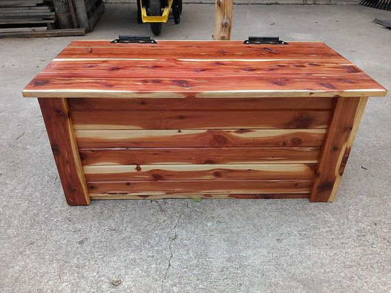 Basic Cedar Chest By Barronecontracting On Etsy 375 00 Cedar Wood Projects Woodworking Projects Plans Chest Woodworking Plans