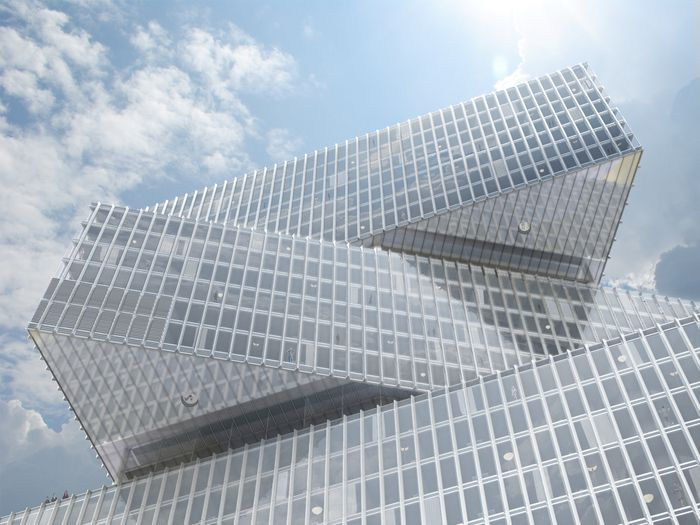 Construction Starts on Nhow Amsterdam RAI Hotel