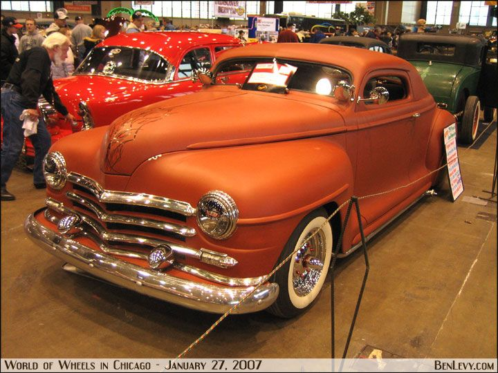 1948 plymouth special deluxe coupe sweet ridez. Black Bedroom Furniture Sets. Home Design Ideas