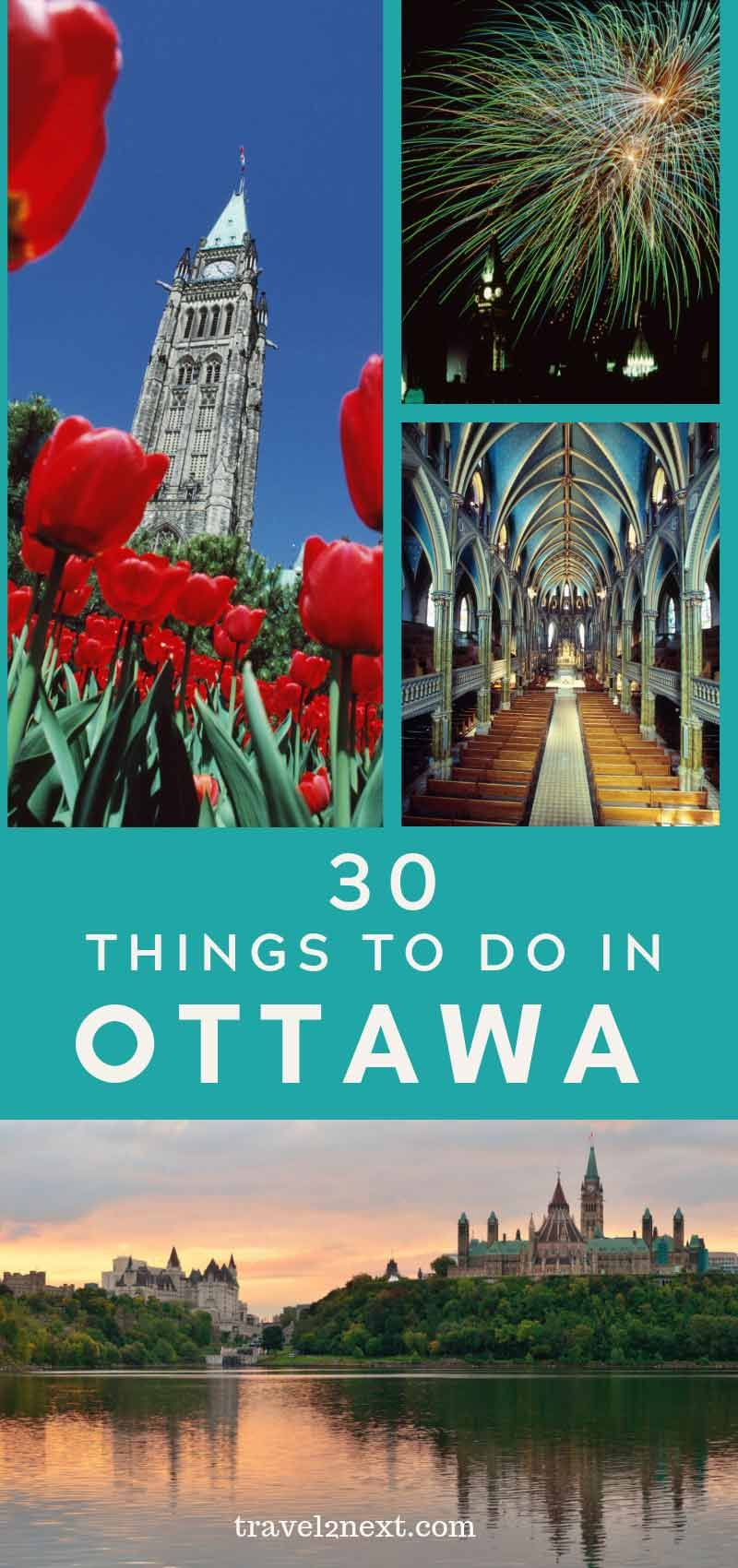 30 Fantastic Things To Do In Ottawa Viajes Vancouver Quebec