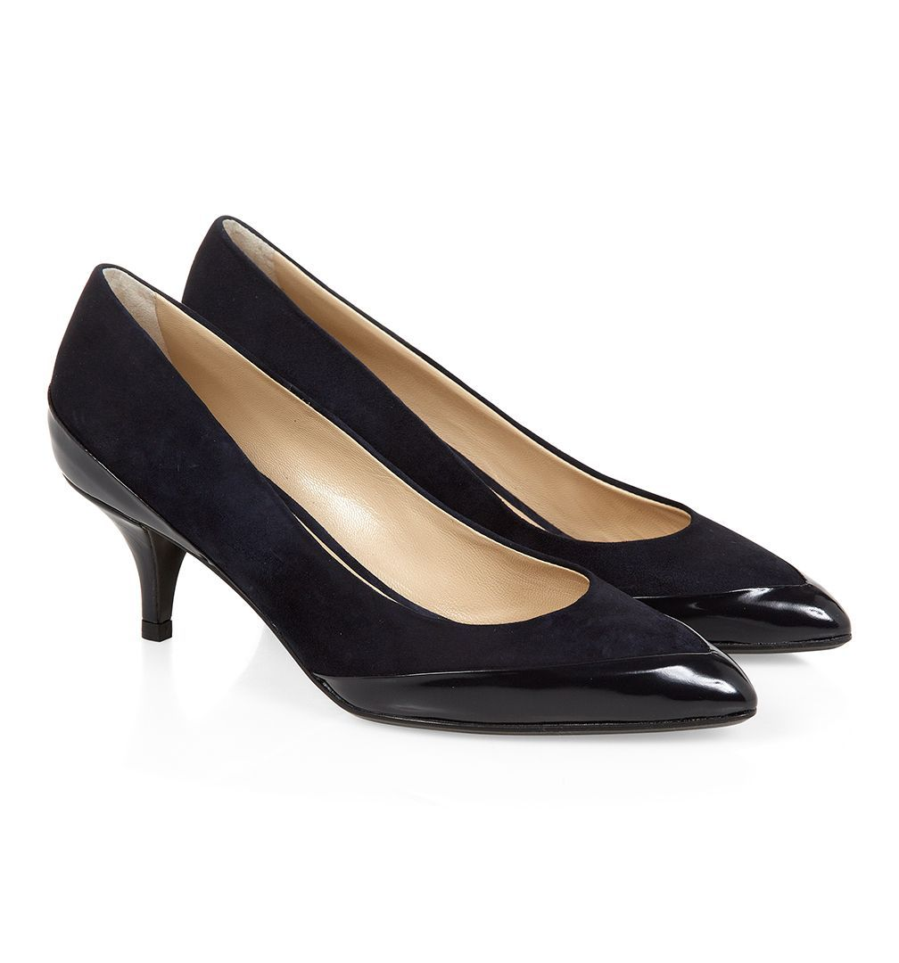 Alyssa Pump--Hobbs  Mid-rise heeled shoes, why are you so hard to find?