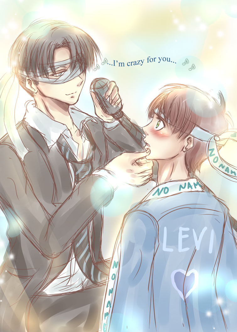 Pin by 𝓢𝓬𝓮𝓷𝓪𝓻𝓲𝓸 𝓚𝓲𝓽𝓽𝔂 on Riren( Levi x Eren only) in 2020