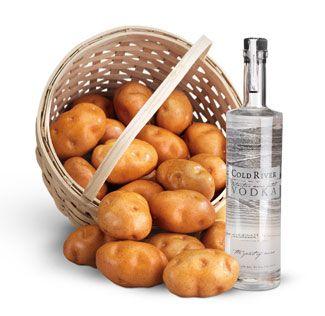 Cold River Vodka Recipes Potato Vodka From Maine Via Maine Distilleries Moonshine Recipes Mash Recipe Beer Recipes