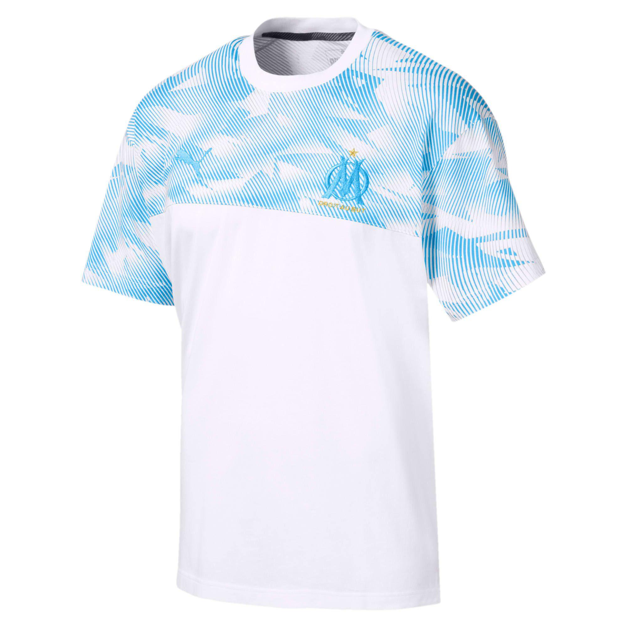 Olympique de Marseille Herren-Poloshirt offizielle Kollektion
