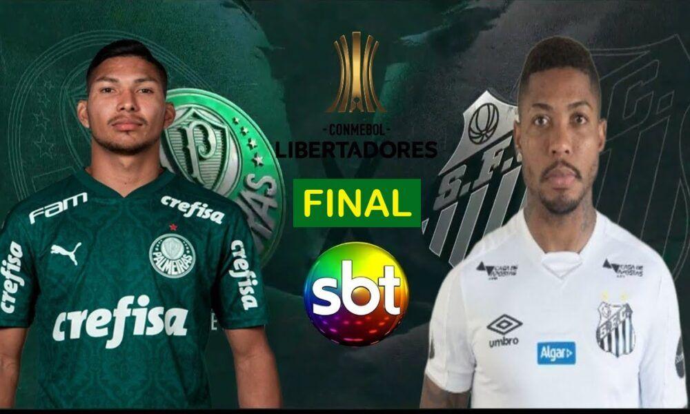 Palmeiras X Santos Como Assistir A Final Da Libertadores Ao Vivo Online De Graca No Sb Em 2021 Libertadores Da America Palmeiras E Santos Copa Libertadores Da America