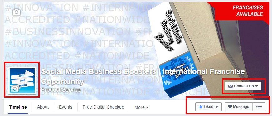 Social Media Business Boosters International Franchise Opportunity