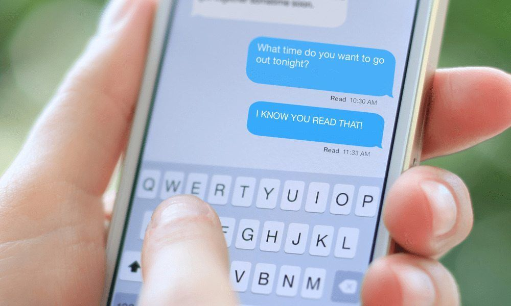 How to enable or disable imessage read receipts on iphone