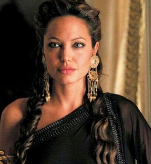 Angelina Jolie in Alexander stunning!!