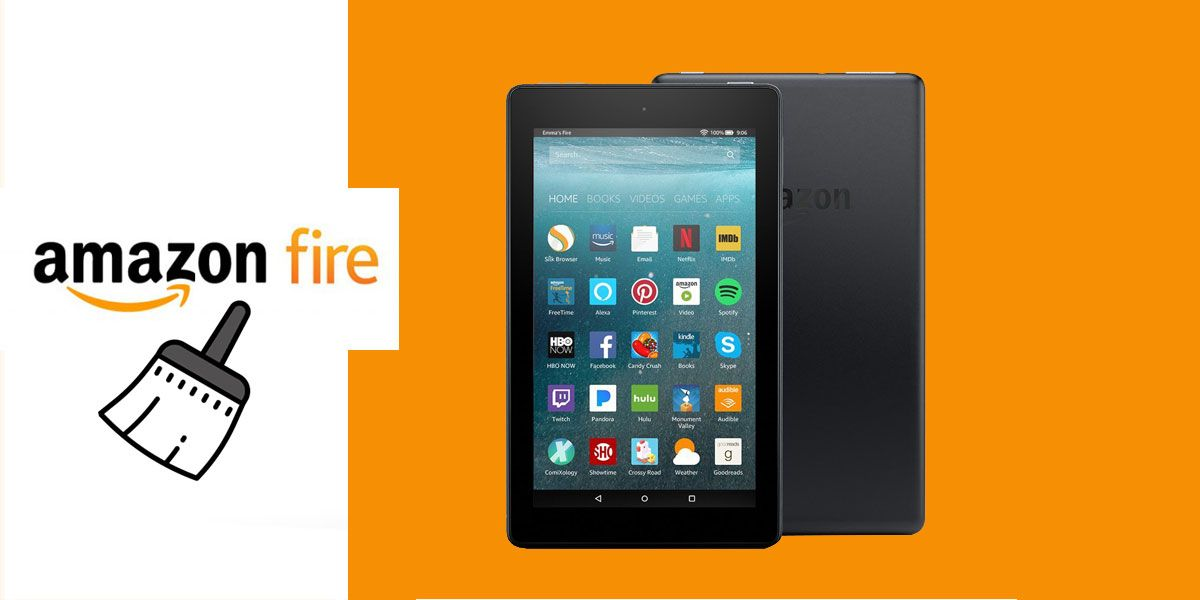 How To Remove Ads Bloatware From The Amazon Fire 7 Tablet No