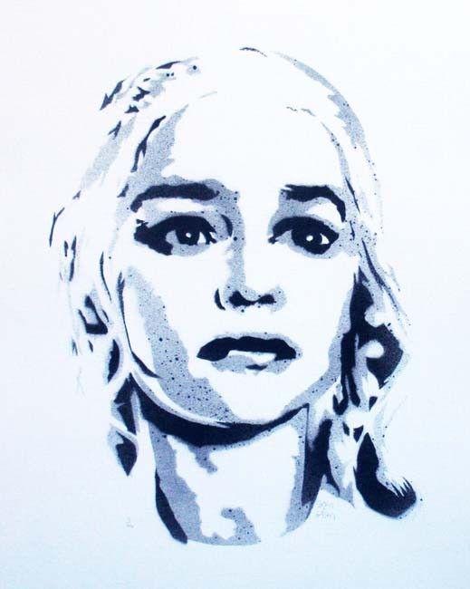 Daenerys Targaryen Eis