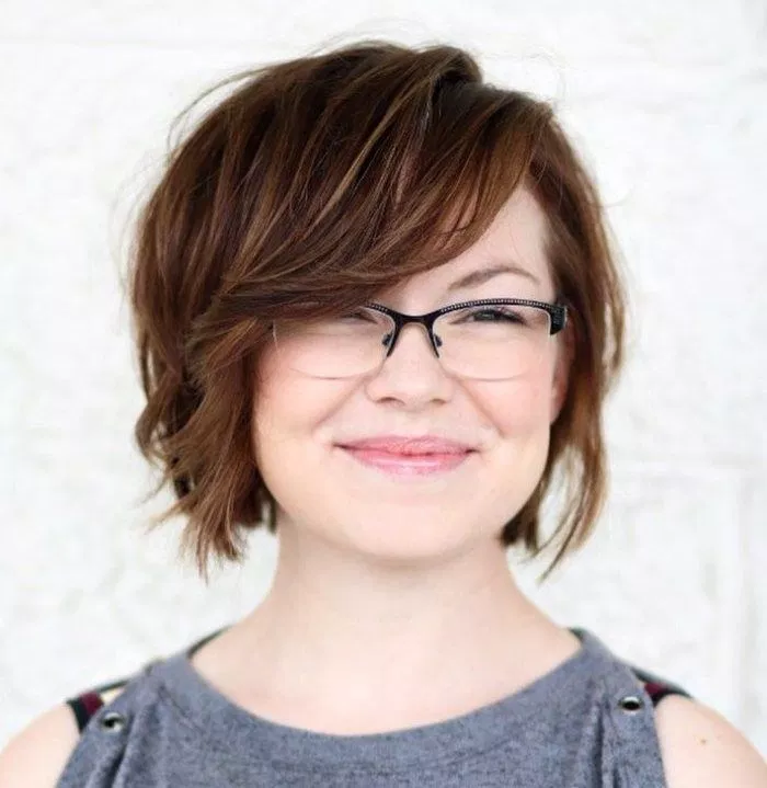 Hairstyles For Square Faces Over 40: Top Trending New Short Bob Hairstyles That Inspire 40