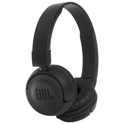 Jbl T450bt On Ear Wireless Bluetooth Headphones Black In 2020 In Ear Headphones Headphones Wireless Headphones