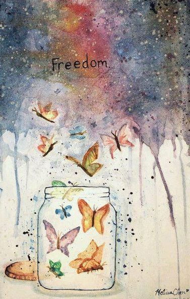 Freedom via Carol's Country Sunshine on Facebook