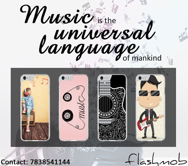 This World Music Day, loose yourself in the sound of music with Flashmob Printed Covers.  Available for more than 40 models. GRAB NOW !! For orders contact : 7838541144