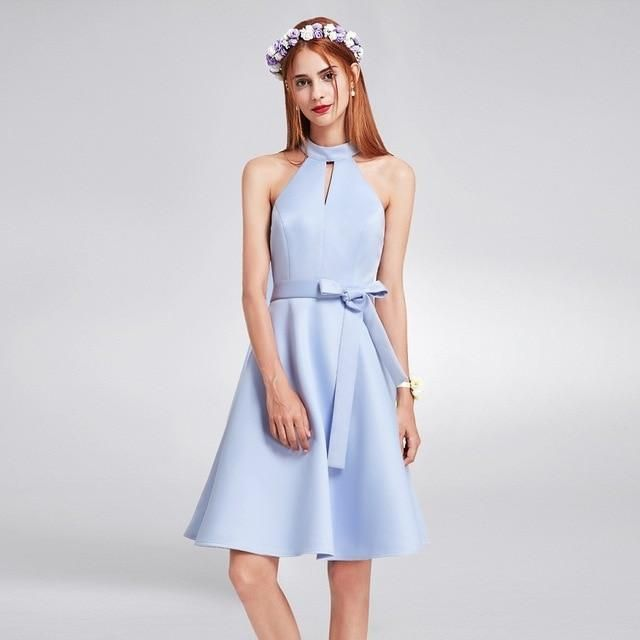Cocktail Dresses Ever Pretty Sleeveless High Low Above ...