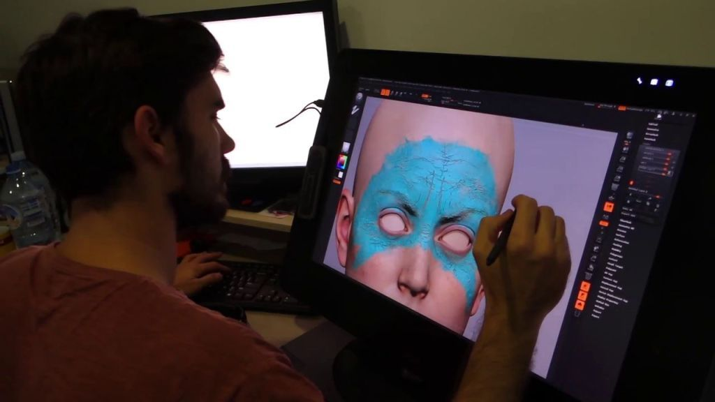 Making Of Hellblade A Virtual Human Hellblade Development Diary Making A Virtual Human Ps3 Playsta Video Game Tester Jobs Video Game Jobs Game Tester Jobs