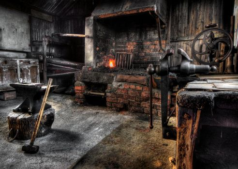 the old blacksmiths foto - Google Search …   Zander's ...