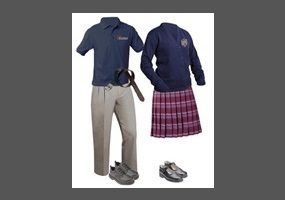 Does Imposing School Uniforms Prevent Students From Creatively Expressing Themselves School Uniform School Uniform Kids Catholic School Uniforms