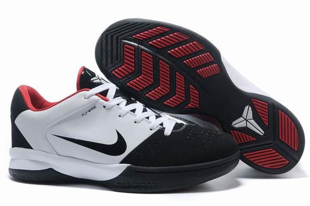 Nike Kobe Dream Season 3 White Black Red