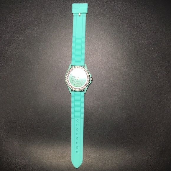 Geneva Turquoise Watch BRAND NEW! Super cute  Accessories Watches