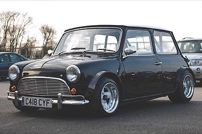 eBay: V8 Mini  Not Track day  Hotrod  Cooper  Dragcar