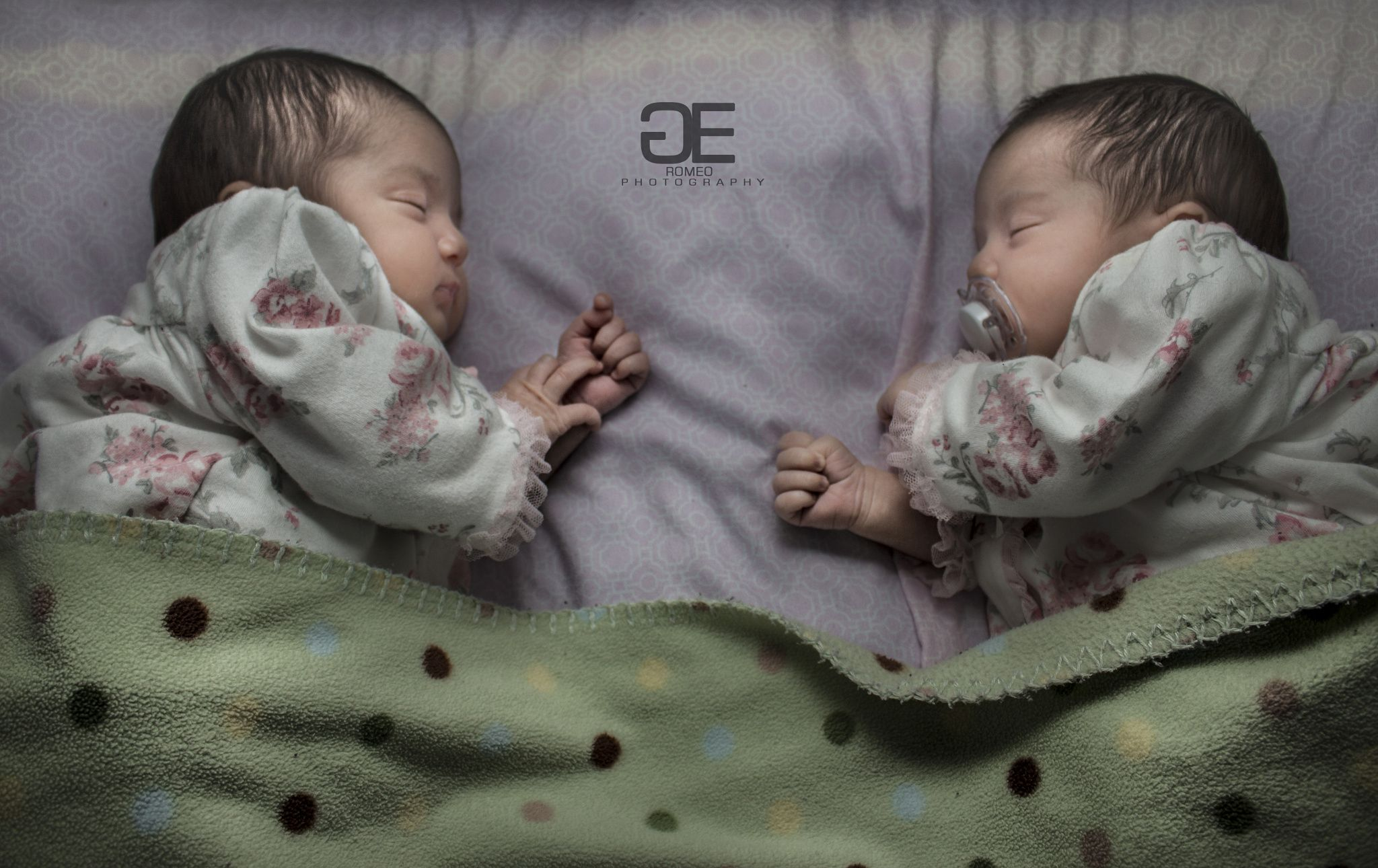 My twin girls #Twins  picture by brother EGON ROMEO