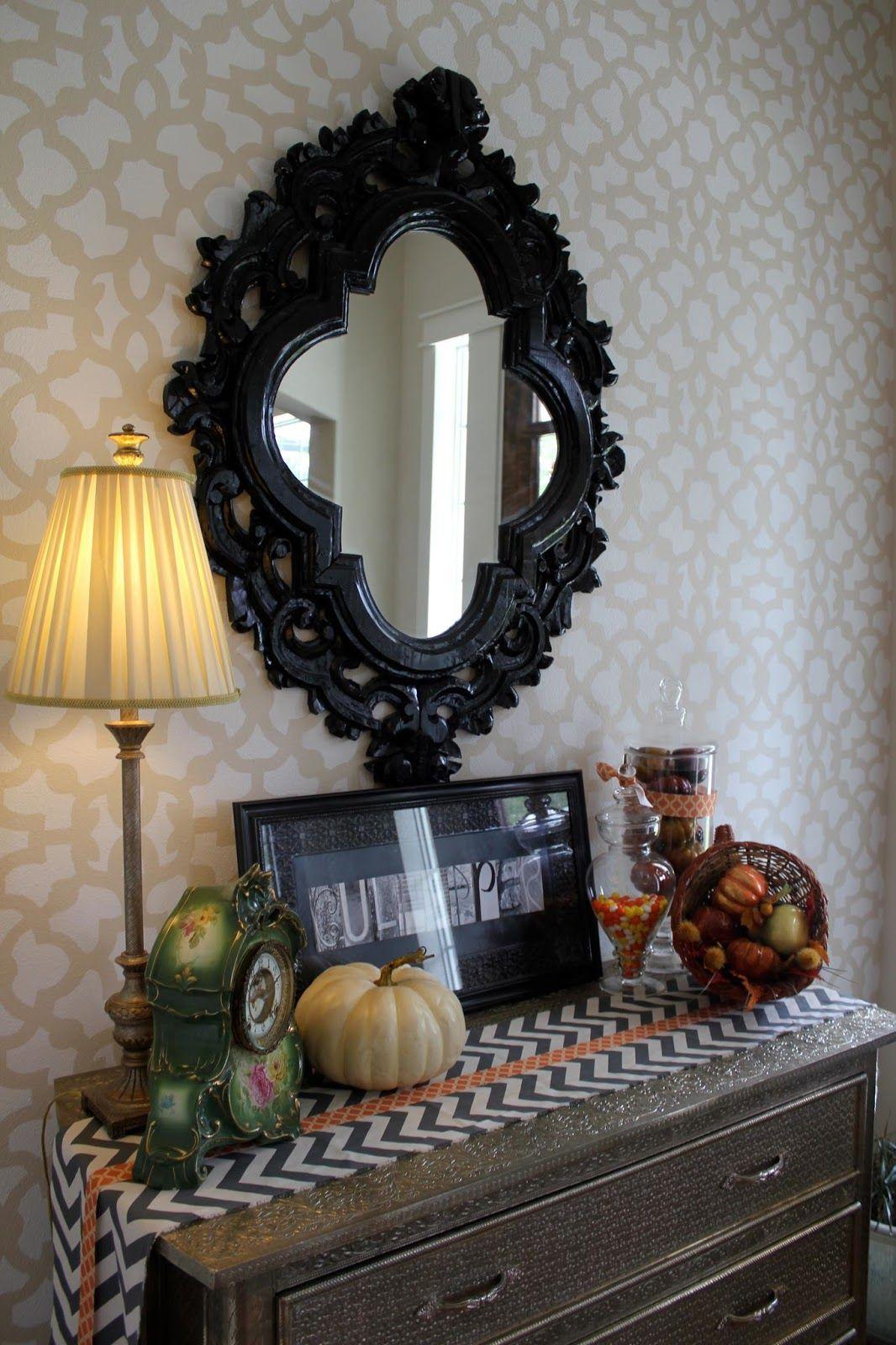 Junk Drawer Chic Home decor, Fall decor, Diy halloween