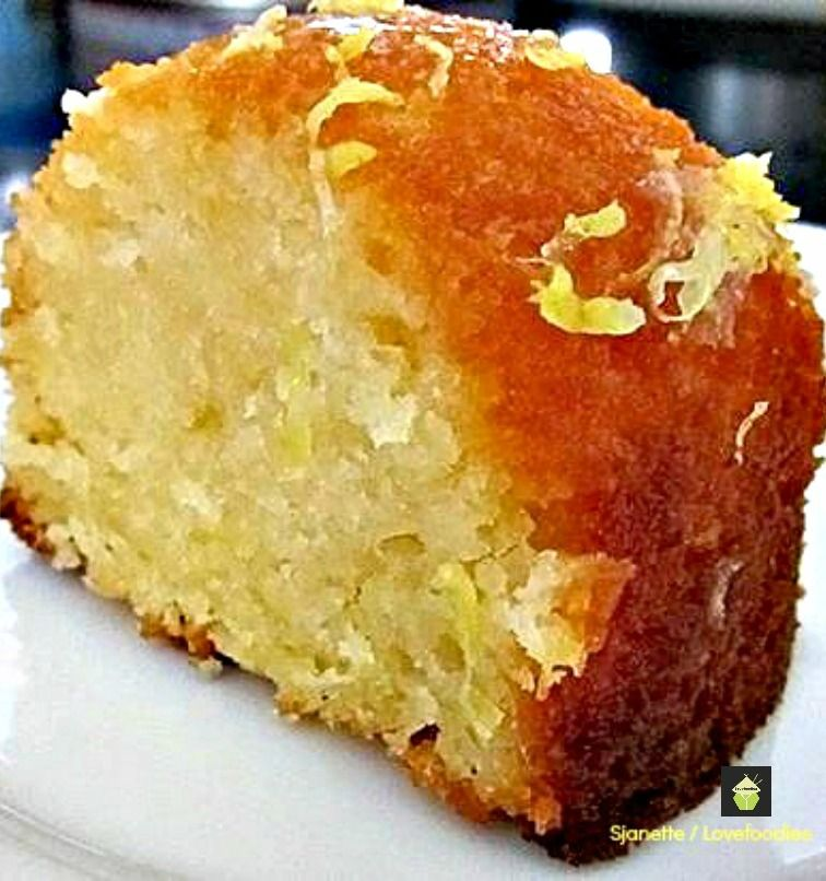 Lemon Blueberry Cake Recipe From Scratch