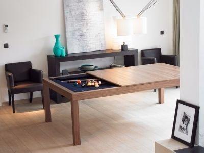 Mesa De Jantar E De Bilhareuqueru  Modern Pools Ping Pong Gorgeous Dining Room Ping Pong Table Inspiration