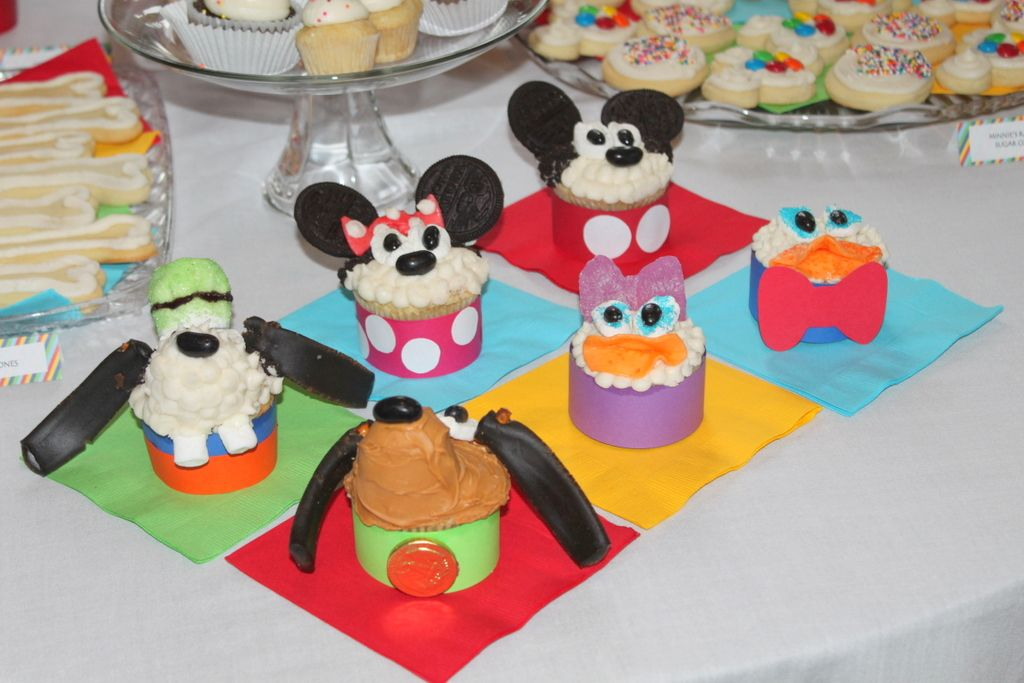 mickey mouse clubhouse birthday party ideas Google Search