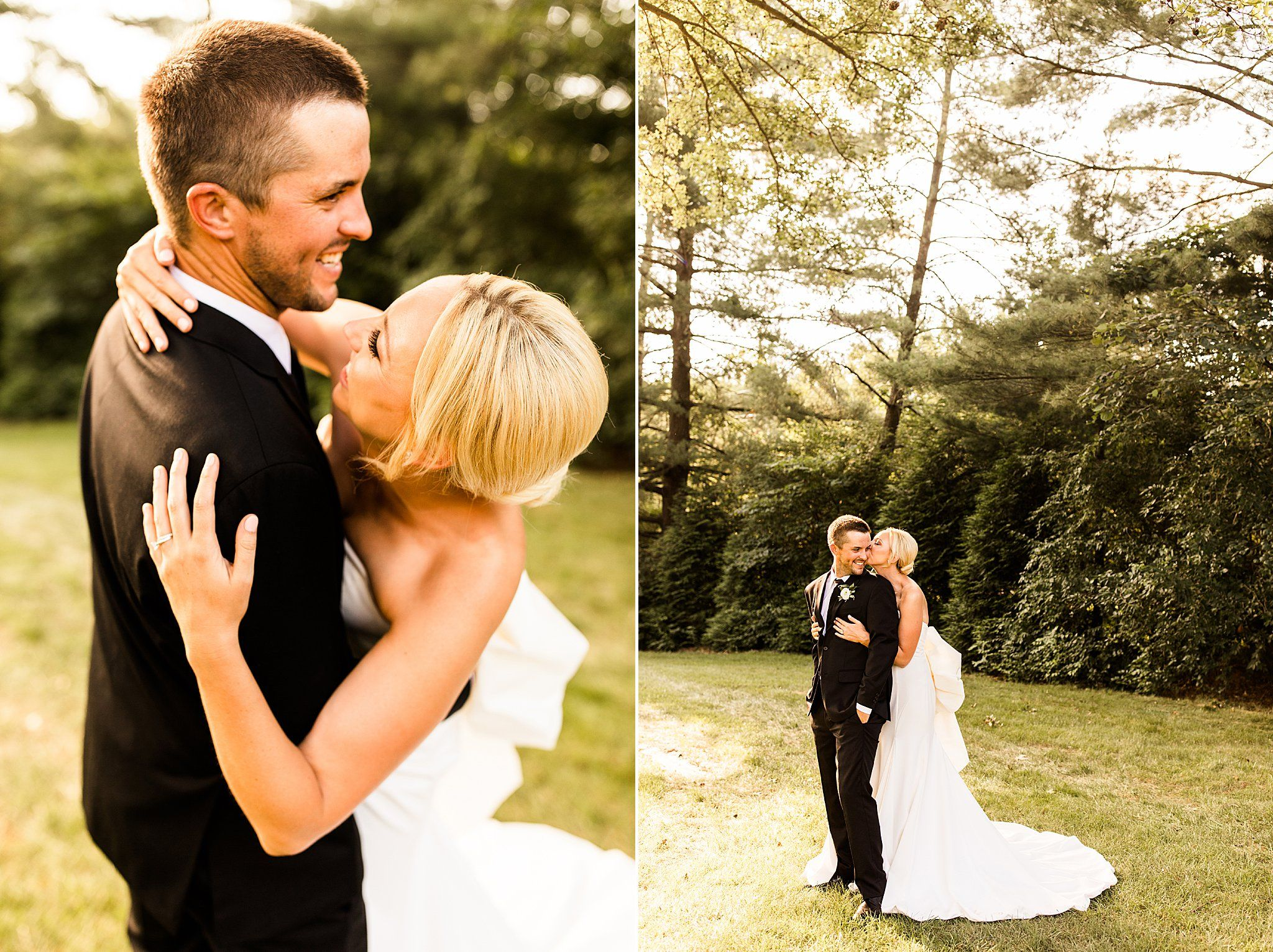 Mike Alyssa Elegant Backyard St Louis Wedding St Louis Wedding Photography Jessica Lauren Photography Wedding Details Photography Wedding Couples Photography St Louis Wedding