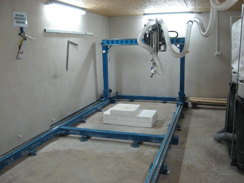Diy 5 Axis Foam Milling Machine Cnc Stuff Cnc 5 Axis