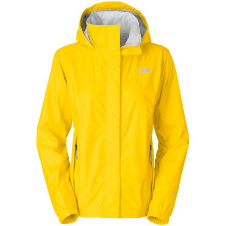 Yellow Rain Coat  ) The North Face Resolve Jacket - Women s Dandelion Yellow b5e8c96fa029