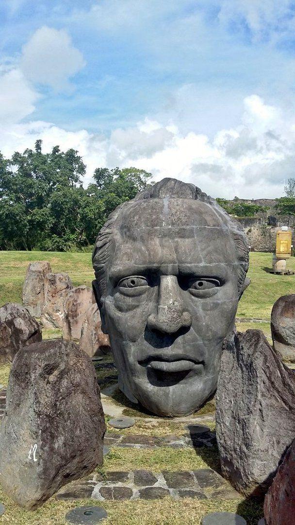 Guadeloupe : en visite au Fort Delgrès à Basse-Terre ...