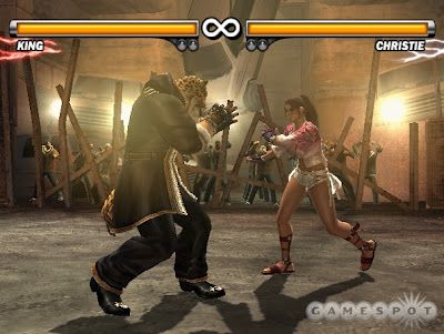 Tekken 4 Free Download Full Version Pc Game Battlefield Bad