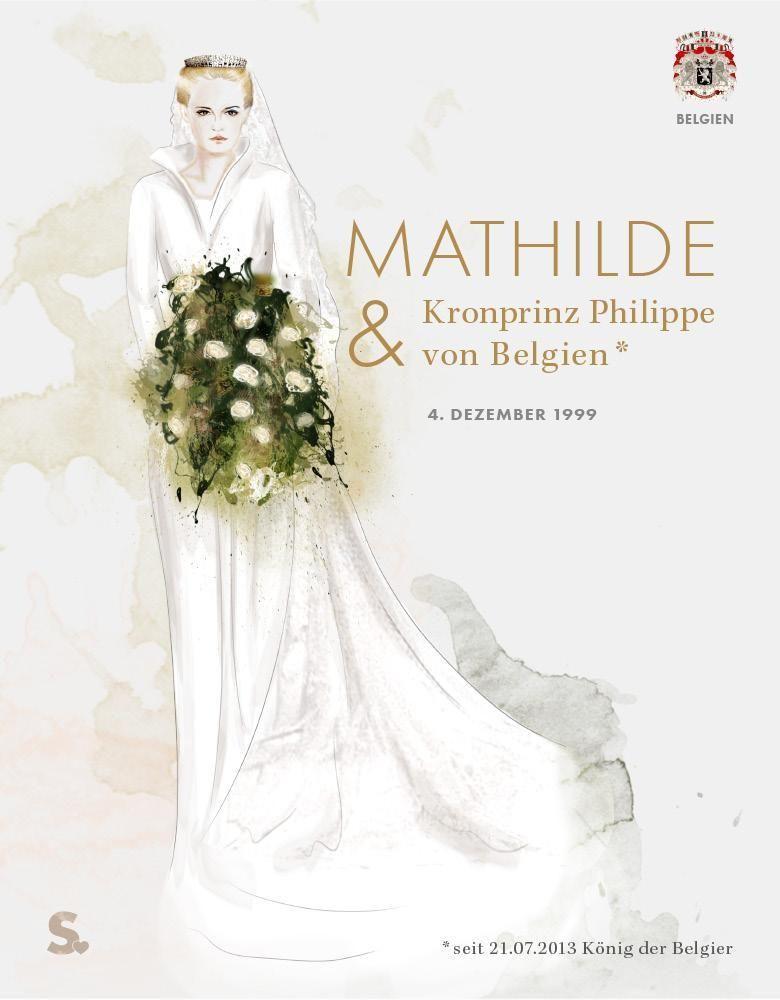 anything & everything royals | boda del principe felipe de belgica y