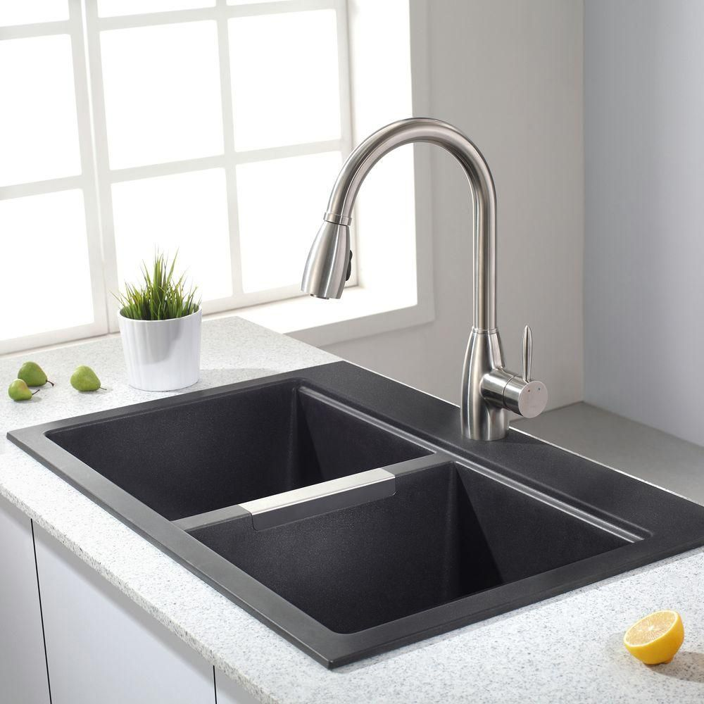 The latest kitchen trend is dark and daring   Kitchen trends, Basin ...