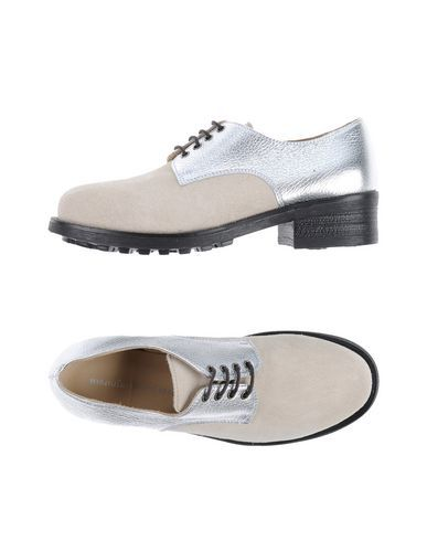 MANUFACTURE D'ESSAI Sneakers Light grey Women