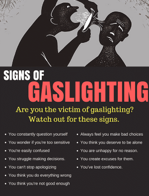 10 Vicious Gaslighting Techniques You Need To Be Clued In On