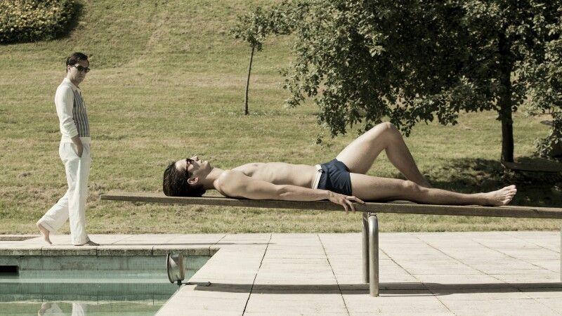 Yves Saint Laurent de Jalil Lespert. 2014