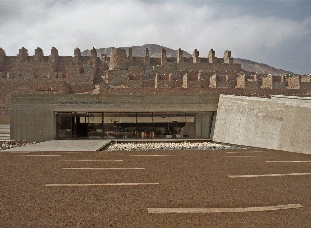 Gallery of Museum of the Atacama Desert / Coz, Polidura & Volante Arquitectos - 13