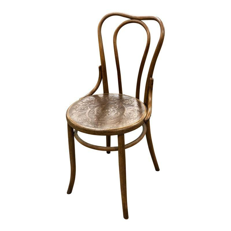 Antique Fischel Bentwood Chair Chair Bentwood Chairs Side Chairs