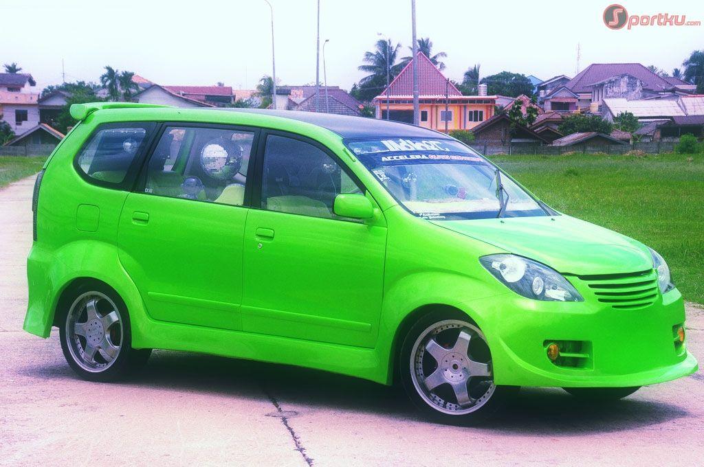 Modifikasi Toyota Avanza Terbaru