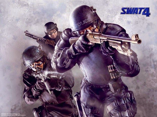 SWAT 4 Game Full Version For PC Download
