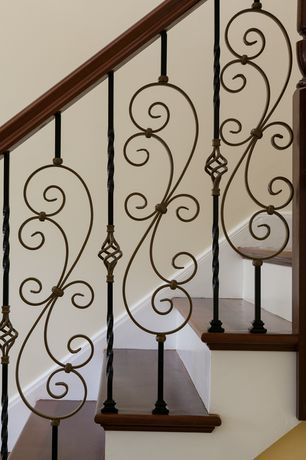 Stair Parts 5 8 In Satin Black Metal Angled Baluster Shoe I350d